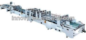 Zx-1200bft Automatic Crash Bottom Folder Gluer Machine pictures & photos