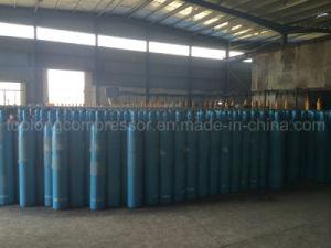 150bar 200bar Seamless Steel Oxygen Nitrogen Hydrogen Argon Helium CO2 Gas Cylinder CNG Cylinder pictures & photos