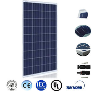China Best Price 100W Poly Solar Panel for Solar System pictures & photos