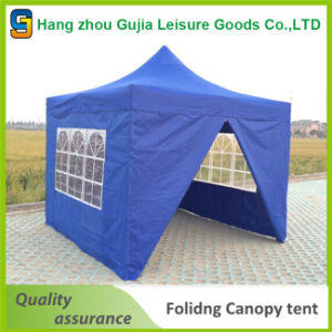 10X10FT Waterproof Easy up Canopy Tent with Custom Printing