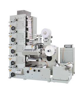 Four Colours High Speed Flexo Printer, Flexographic Printing Machine, Flexo Printing Machine pictures & photos