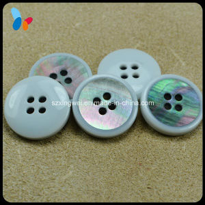Mix Colors Mop Shell Button for Suits pictures & photos