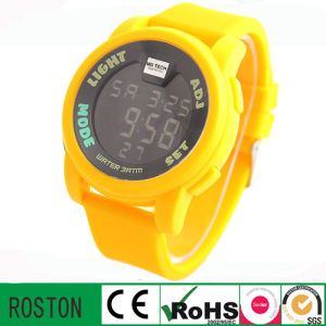 Customised Design New Digital Watch for Promotion pictures & photos