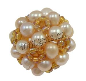 Handmade Pearl Ball for Decoration (100317164420)