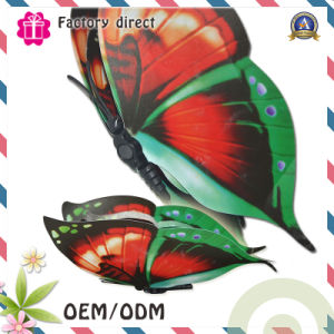Factory Custom Promotion Gift 3D Butterfly Fridge Magnet pictures & photos