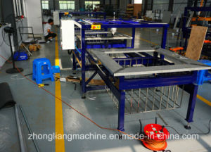 New Produced Square Inner Bag Form Liner Machine