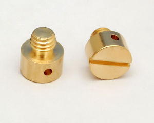 CNC Precision Machining Brass Set Screw OEM Custom Service pictures & photos