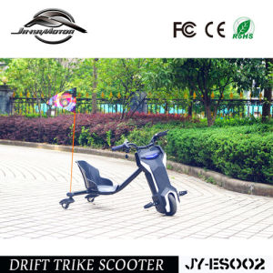 High Quality 12V 100W Electric Trike Motorcycle for Selling (JY-ES002) pictures & photos