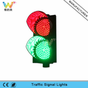 High Quality PC Housing 200mm Epistar LED Traffic Signal Light pictures & photos