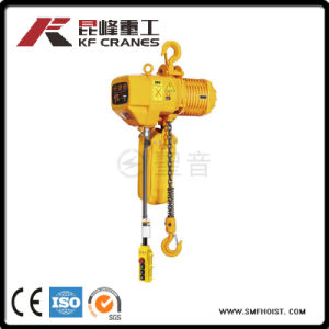 Low Noise Hook Fixed Type Chain Hoist