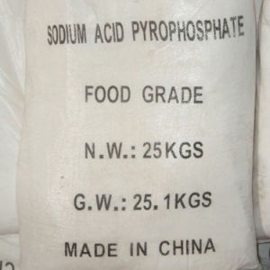 Food Ingredients 95%Sodium Acid Pyrophosphate - Sapp pictures & photos