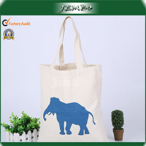 Custom Printed Gift Cotton Shopping Bag, Recycled Cotton Bag pictures & photos