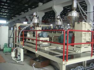 Pipe Production Line- SPVC Garden Pipe Making Machine Mt40 pictures & photos