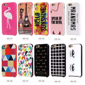 Popular Custom Design New York Hybrid Hardshell Case for iPhone6 pictures & photos