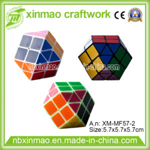 5.7cm Diamond Shape Puzzle Cube for Toys. pictures & photos