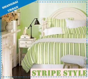 Stripe Bedding Set Duvet Cover pictures & photos