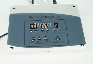 Microcurrent Skin Lifting Massage Wrinkle Removal Mesotherapy Beauty Machine pictures & photos