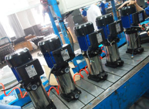 Centrifugal Pressure Boosting Multistage Pumps pictures & photos