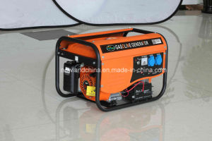 2W Single Phase 5.5HP/168f Engine Gasoline Generator with Factory Price pictures & photos