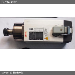 1.5kw Electric Spindle Motor Air Motor Spindle pictures & photos