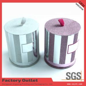 High Quality Logo Printing Paper Perfume Box with EVA Insert