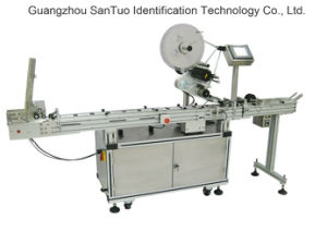 Santuo Scratch Prepaid Card Labeling Machine/Labeler pictures & photos