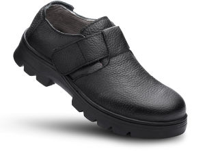 Stock Available Rubber Outsole Super Chemical Resistant Safety Shoes pictures & photos