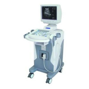 Full Digital Trolley Ultrasound Scanner with CE pictures & photos