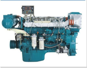 Steyr D12 Serise Marine Engine with 6 Cylinder pictures & photos