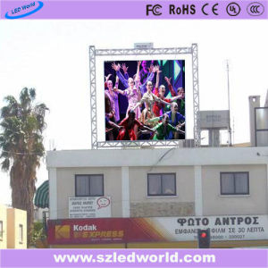 Outdoor Rental LED Video Wall for Display Screen (P3.91, P4.81) pictures & photos
