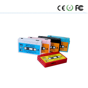 The New Tape USB Mini MP3 Player Support TF Card pictures & photos
