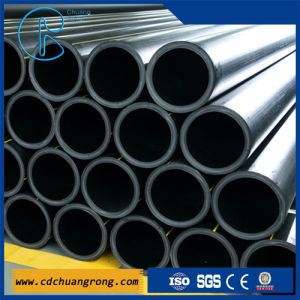 HDPE Plastic Natural Gas Poly Pipe pictures & photos