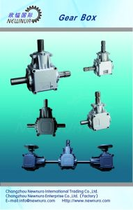 Transmission Gear Box for Rotary Mower Machinery pictures & photos