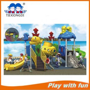 Kids Outdoor Slide Playground Outdoor Equipment in Wenzhou Factory pictures & photos