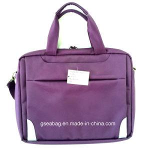 Laptop Computer Notedbook Carry Fashion Multi Function Vintage Handbag Briefcase (GB#40011) pictures & photos
