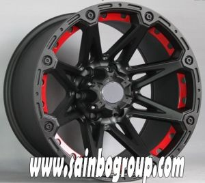 Hot Selling Alloy Wheels Rims with High Quality F60349 pictures & photos