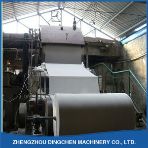 787mm Waste Paper Recycle Machine with High Quality pictures & photos