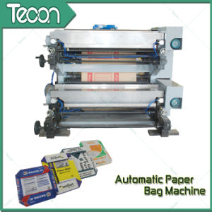Paper Valve Sack Bottomer Machine for Cement pictures & photos