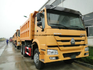 New Model HOWO 30t Dump Truck for Sale pictures & photos