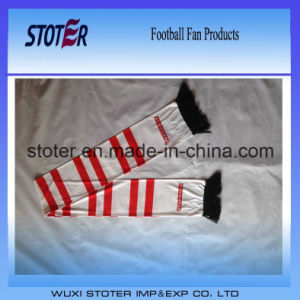 Customized Design Acrylic Football Soccer Fans Scarf pictures & photos