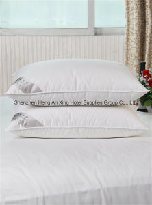 50% Duck Down Feather Pillow 1200g
