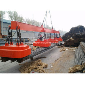 Rectangular Type Electric Lifting Magnet for Handling Bundled Bars pictures & photos