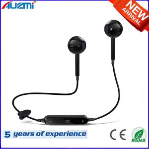 Sports Stereo S6 in Ear Headset CSR4.0 Bluetooth Headphone pictures & photos