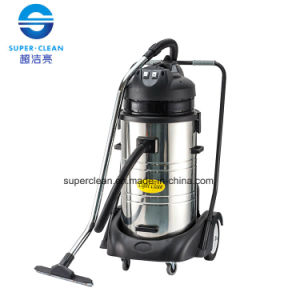 Light Clean 80L Wet and Dry Vacuum Cleaner with Luxury Base pictures & photos