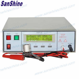 Precision Automatic AC DC Withstand Voltage and Insulation Resistanc Tester (SS7122) pictures & photos