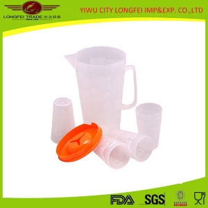 High Quality Useful Plastic Water Jug Sets pictures & photos