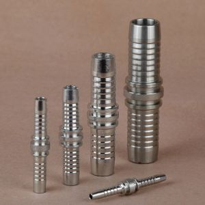 Carbon Steel Material Hose Fitting pictures & photos