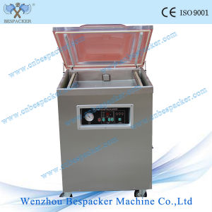 Glass Cover Sausage Vacuum Packing Machine pictures & photos