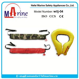 Best Sale Light Weight Inflatable Belt Life Jacket pictures & photos