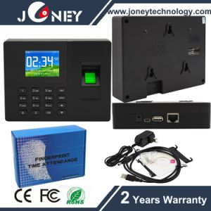 USB Biometric Attendance System Fingerprint Time Clock TCP IP pictures & photos